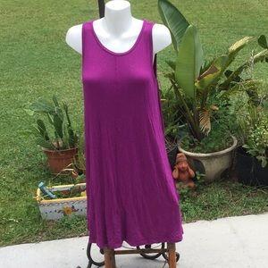 💃NWOT Fabulous  Loft Size Med Sleeveless Dress 💃
